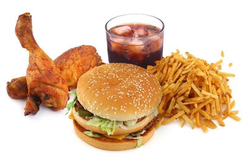 Các thực phẩm gây ung thư