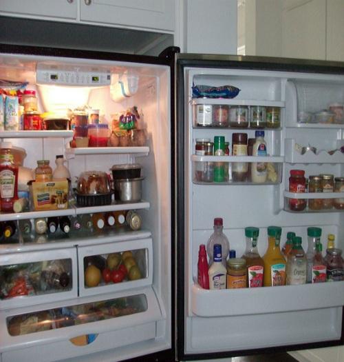 Để thức ăn trong tủ lạnh qua đêm hàm lượng nitrit tăng cao
