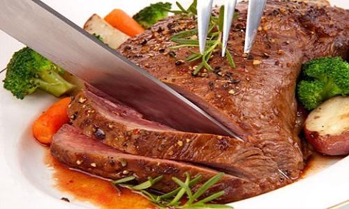 Ăn thịt bò có thể gây ung thư