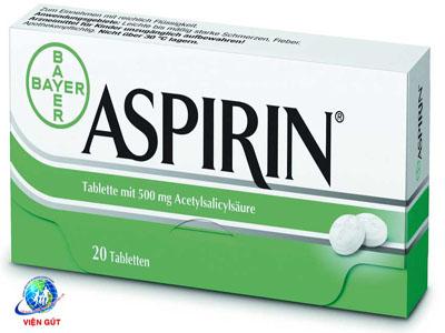 aspirin giảm ung thư tụy