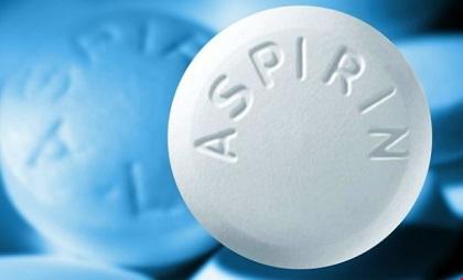 Thuốc aspirin - đập tan nỗi lo ung thư