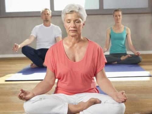bài tập thể dục cho người ung thư