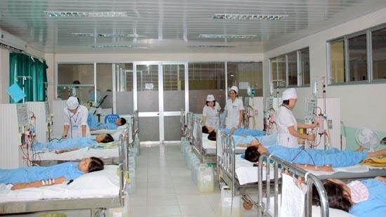 Cuộc sống của những bệnh nhân nghèo khổ(ảnh minh họa)