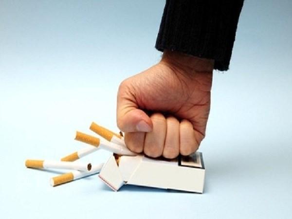 Bệnh nhân ung thư phổi bỏ thuốc lá làm tăng thời gian sống