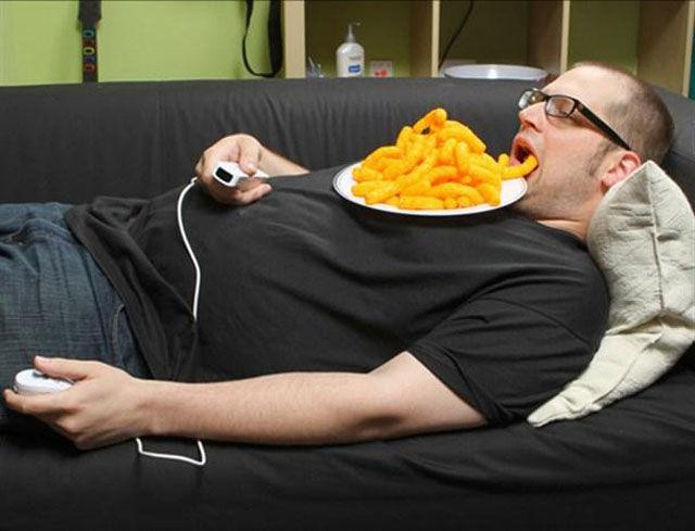 Lười vận động là một trong những nguyên nhân gây bệnh ung thư dạ dày