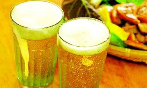 Cách uống bia 1-2 ly mỗi ngày để phòng tránh ung thư bàng quang
