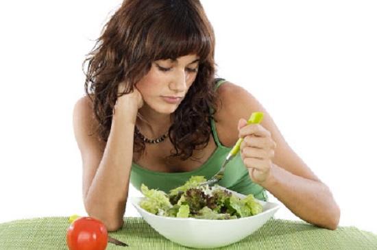 Chán ăn là biểu hiện của ung thư dạ dày giai đoạn đầu