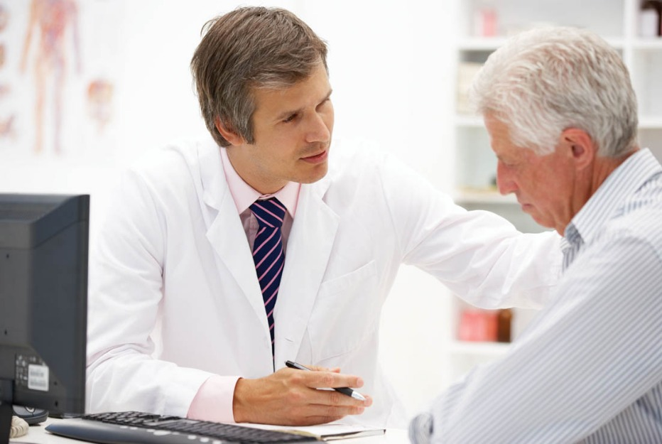 biểu hiện của ung thư tuyến tiền liệt ở nam giới