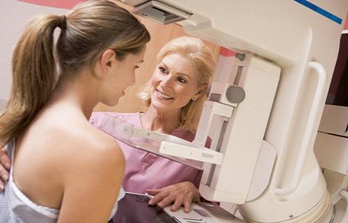chẩn đoán ung thư vú bằng chụp cắt lớp