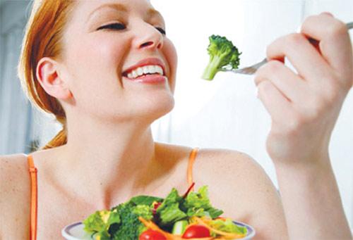 chế độ ăn khoa học cho người mắc bệnh ung thư.