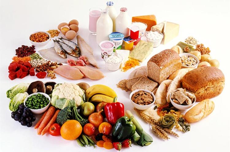 Chế độ dinh dưỡng phù hợp giúp bạn cải thiện tình trạng bệnh của mình