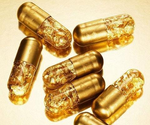 Chữa bệnh ung thư bằng vàng nano
