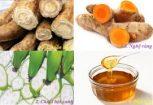 chuối hột mật ong hỗ trợ điều trị đau dạ dày
