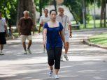 đi bộ sau điều trị ung thư