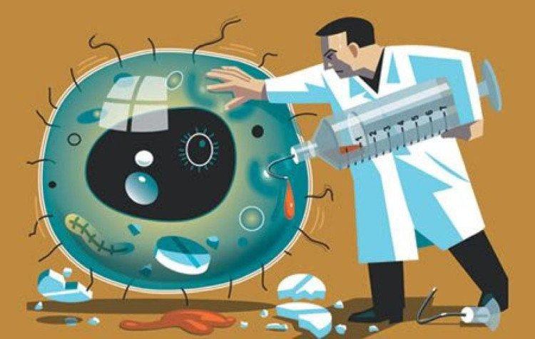 điều trị ung thư bằng thuốc sinh học