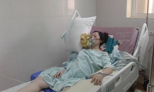 Ca phẫu thuật bắt con thành công và giúp người mẹ trẻ điều trị ung thư
