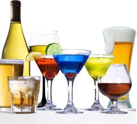 Uống rượu hoặc đồ uống có cồn với số lượng vừa phải - dinh dưỡng cho bệnh nhân ung thư