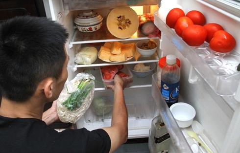đồ ăn để trong tủ lạnh có thể gây ung thư