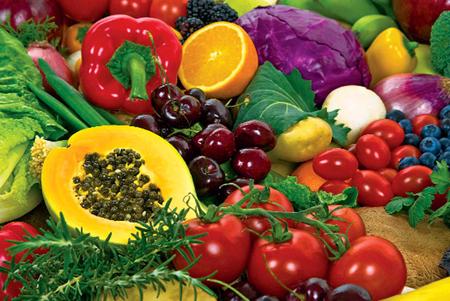 Giảm ung thư bằng beta-caroten trong rau củ
