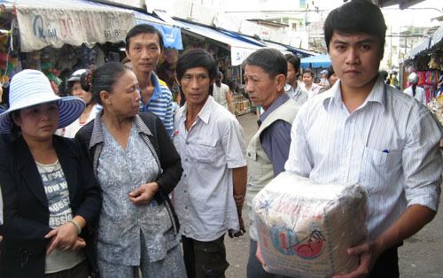 hạt dưa tẩm chất gây ung thư tại thành phố xinh đẹp Đà Nẵng