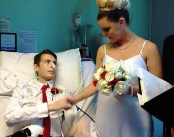 ung thư giai đoạn cuối kết hôn