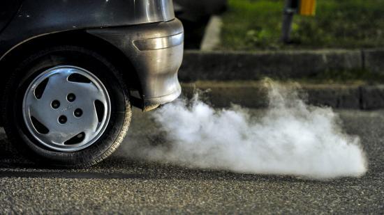 Khí thải diesel gây ung thư