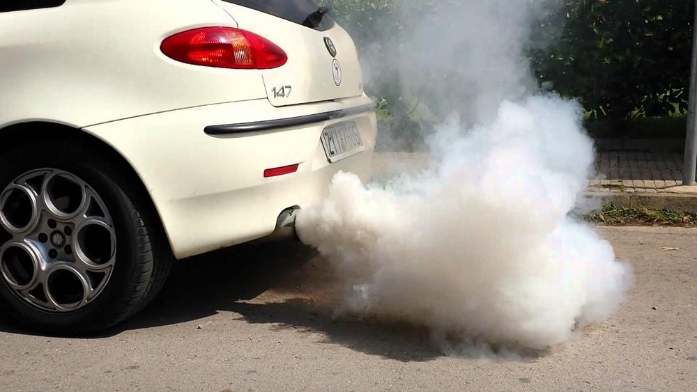 Khói xe diesel gây bệnh ung thư