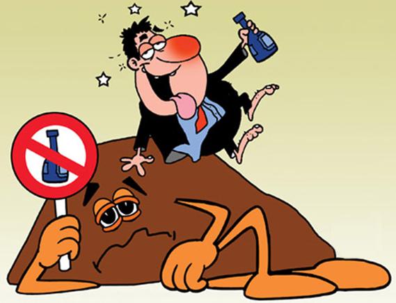 Lạm dụng rượu và nguy cơ ung thư do ngộ độc
