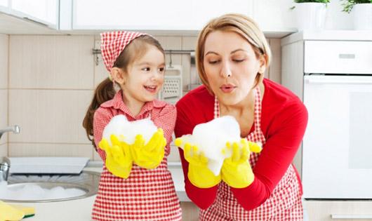 Ngăn ngừa ung thư buồng trứng bằng cách làm việc nhà