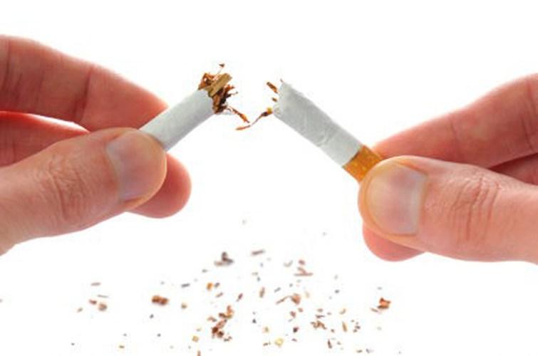Lối sống lành mạnh nói không với thuốc lá