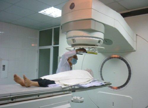 máy chữa bệnh ung thư