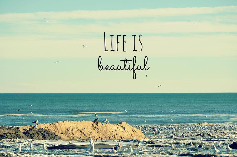 Hãy tận hưởng cuộc sống