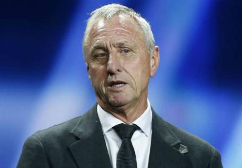 Phát hiện Barca Johan Cruyff bị ung thư phổi khi làm các xét nghiệm lâm sàng