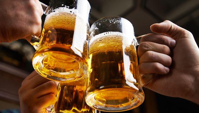 Thức ăn bị nhiễm độc từ rượu tăng nguy cơ ung thư cao.