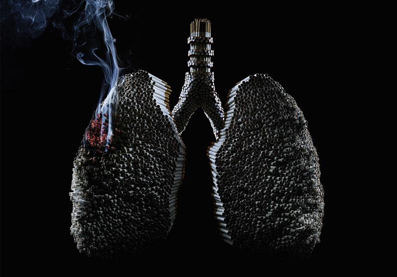 Thuốc lá - nguyên nhân của bệnh ung thư phổi