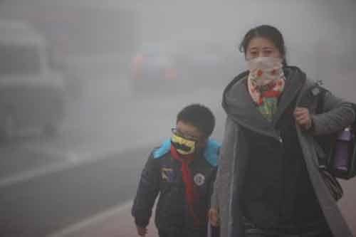 Ô nhiếm, khói bụi cũng là nguyên nhân gây ung thư phổi