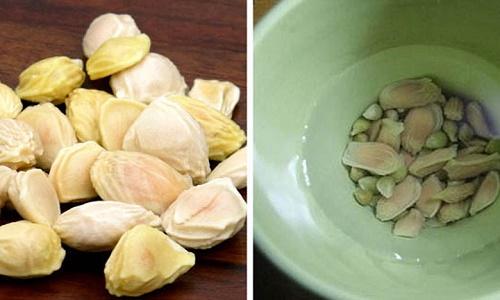 những loại hạt tốt cho người đau dạ dày