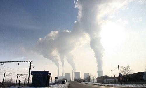 Ô nhiễm không khí là một nguyên nhân của ung thư phổi