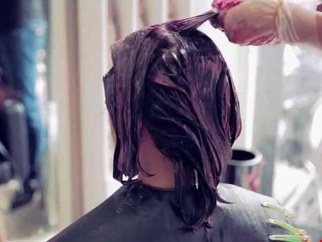 nhuộm tóc gây ung thư vú