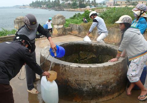 Trong nước giếng có chứa chất gây ung thư