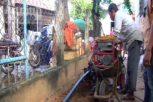 nước sạch cho làng ung thư