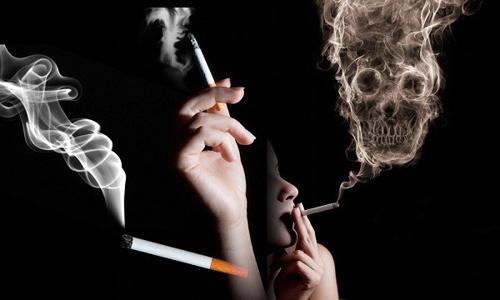 Bỏ hút thuốc lá giúp tránh ung thư