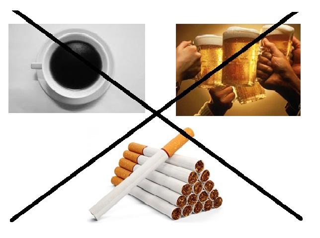 Từ bỏ thói quen hút thuốc, uống rượu bia là cách phòng chống ung thư dạ dày tốt nhất