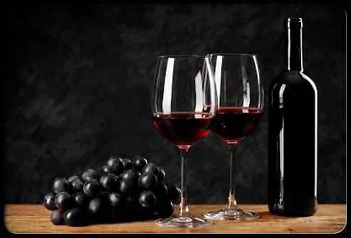 phòng chống ung thư từ rượu vang
