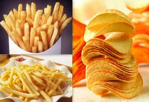 phòng tránh chất gây ung thư trong thực phẩm