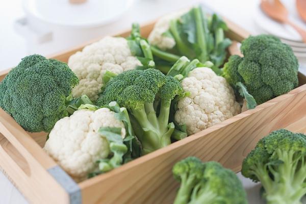 Rau - Thực phẩm tốt phòng ngừa ung thư phổi