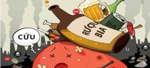 Rượu có thể gây nên bệnh ung thư mà không thể điều trị được