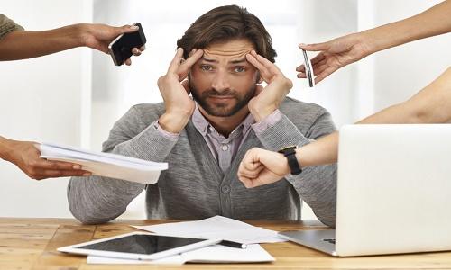 stress có thể gây bệnh đau dạ dày
