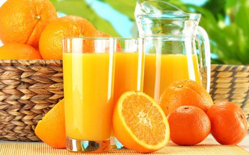 Nước cam - bài thuốc quý trong phòng ngừa căn bệnh ung thư buồng trứng ở nữ giới