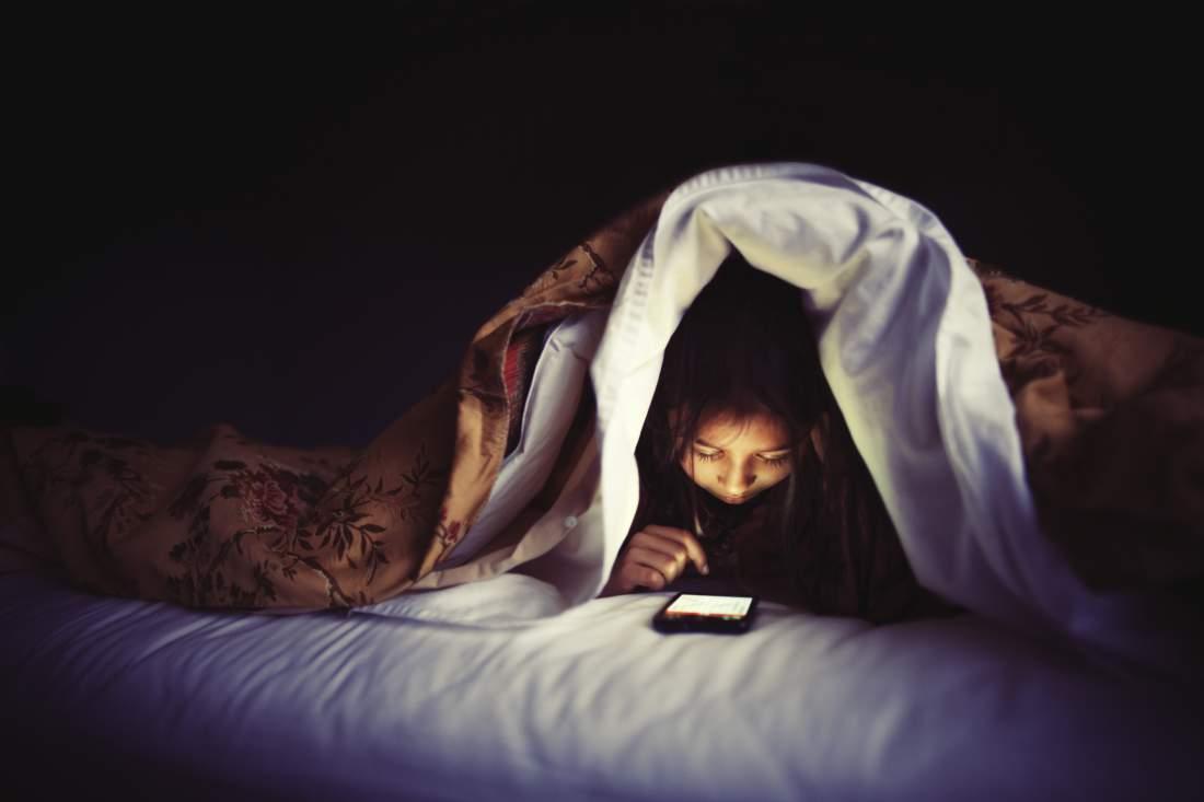 Thức khuya là nghiên nhân gây nên ung thư